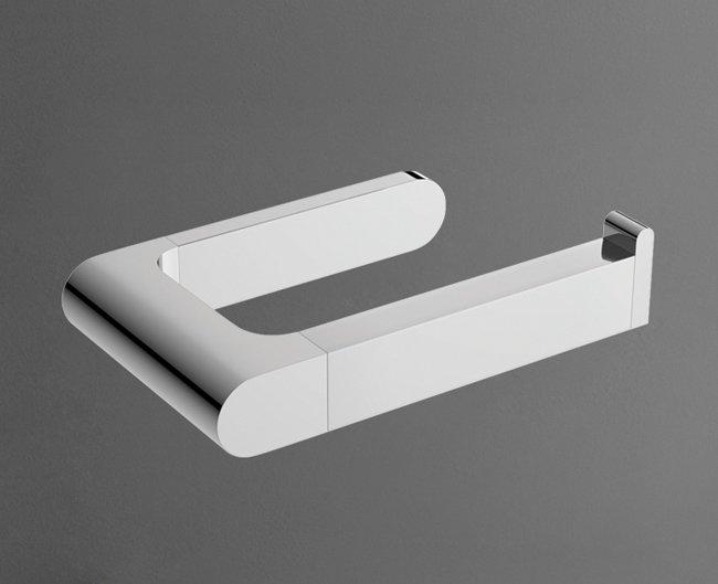 Platino AM-E-3983AL ХромАксессуары для ванной<br>Держатель туалетной бумаги Art&amp;Max Platino AM-E-3983AL без крышки, хром.<br>
