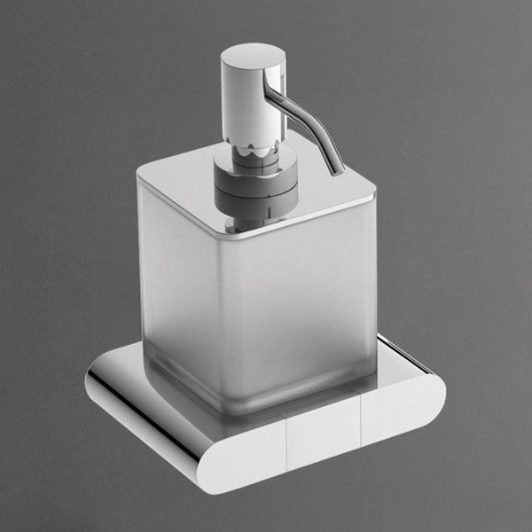 Platino AM-3998AL ХромАксессуары для ванной<br>Подвесной диспансер Art&amp;Max Platino AM-3998AL для жидкого мыла.<br>