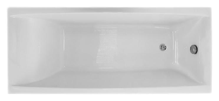 Джена 160 белаяВанны<br>Ванна акриловая Triton Джена 160 удобная с эргономичной купелью. Акрил из которого сделана ванна - стойкий материал, не подверженный растрескиванию и появлению сколов. В комплект поставки входит чаша ванны.<br>