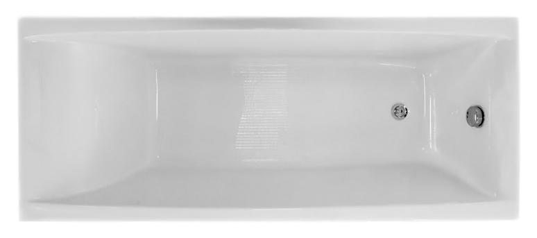 Джена 170 белаяВанны<br>Ванна акриловая Triton Джена 170 удобная с эргономичной купелью. Акрил из которого сделана ванна - стойкий материал, не подверженный растрескиванию и появлению сколов. В комплект поставки входит чаша ванны.<br>