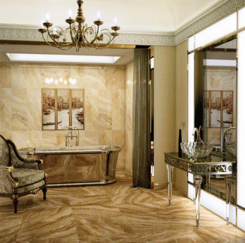 Керамическая плитка Saloni Resort Marfil 30x90 настенная стоимость