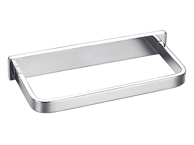 Maxima AM-8915A ХромАксессуары для ванной<br>Настенный полотенцедержатель Maxima AM-8915A итальянского бренда Art&amp;Max. Размер 204х88 мм<br>