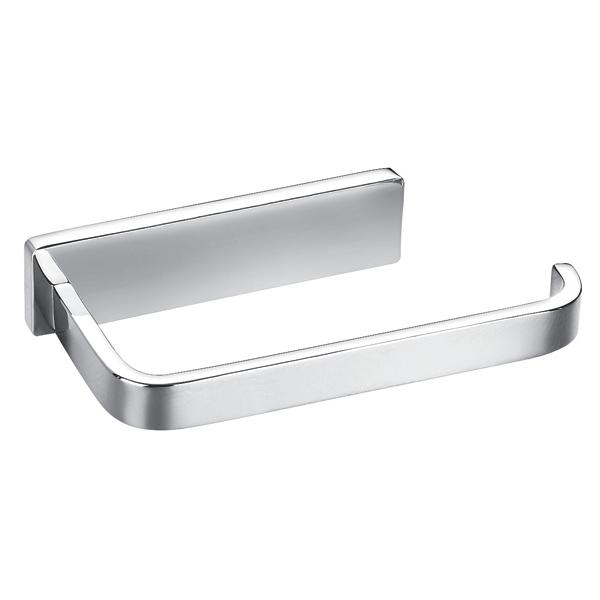 Maxima AM-8921 ХромАксессуары для ванной<br>Держатель туалетной бумаги AM-8921 – латунная модель, выпускаемая в рамках серии Maxima от компании Art&amp;Max. Изделие с хромированным покрытием поверхности устойчиво к износу и незначительным механическим повреждениям.<br>