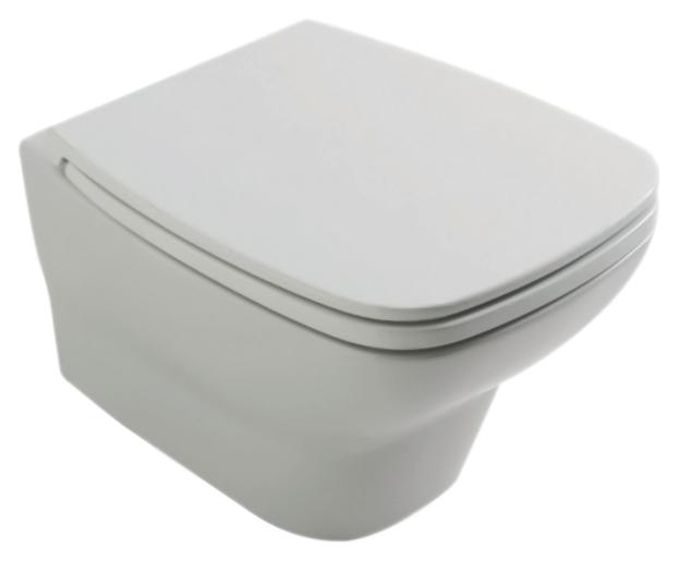 Daily DAS02 bianco lucidoУнитазы<br>Унитаз подвесной Globo Daily DAS02 белый глянцевый с системой скрытого крепежа снизу. Мягкие и решающие формы изделия этой коллекции наполняют функциональностью, красотой и вдохновением такое важное место для ухода за телом, как ванная комната, где начинается и заканчивается наш день. В комплекте поставки: чаша унитаза и комплект креплений.<br>