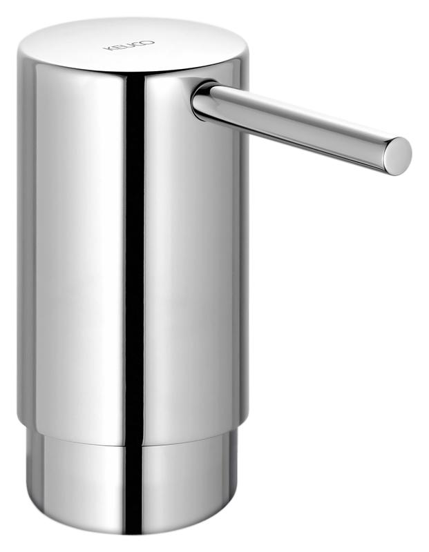 Elegance 11649 010101 хромАксессуары для ванной<br>Дозатор жидкого мыла Keuco Elegance 11649 010101 хромированный. Емкость 500 мл.<br>
