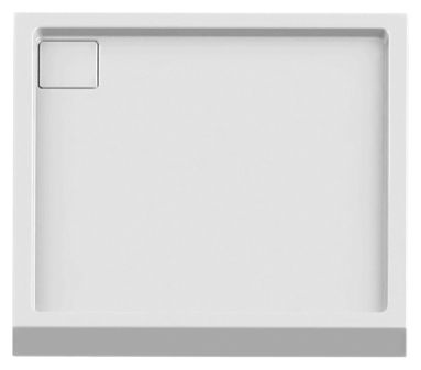 Lido Silver 90 B-0272 белыйДушевые поддоны<br>Интегрированный душевой поддон New Trendy Lido Silver B-0272 квадратный из качественного акрила. Основание поддона пол. Высокая прочность на нагрузку. Диаметр сливного отверстия 90 мм. Безопасный и комфортный в использовании. Цена указана за поддон. Сифон и все остальное приобретается дополнительно.<br>