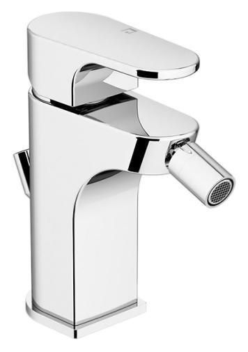 H2Omix1000 1051 хромСмесители<br>Смеситель для биде Gattoni H2Omix1000 1051 однорычажный, с донным клапаном. Цена указана за смеситель и гибкую подводку. Все остальное приобретается дополнительно.<br>