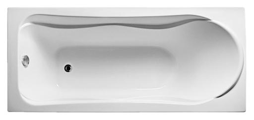 Акра 160х70 EUR0004 БелаяВанны<br>Ванна акриловая Eurolux Акра 160х70 EUR0004 белая прямоугольная. Размеры 1600x700x630 мм. Глубина 460 мм. Объем 210 л.<br>