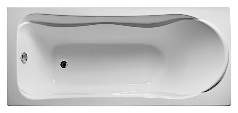 Карфаген 170х75 EUR0007 БелаяВанны<br>Ванна акриловая Eurolux Карфаген 170х75 EUR0007 белая прямоугольная. Размеры 1700x750x670 мм. Глубина 520 мм. Объем 295 л. Цена указана за ванну, все остальное приобретается отдельно.<br>