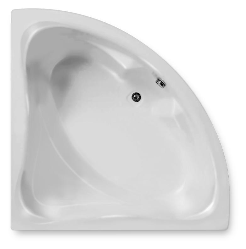 Римини 150х150 EUR0019 БелаяВанны<br>Ванна акриловая Eurolux Римини 150х150 EUR0019 белая прямоугольная. Размеры 1500x1500x660 мм. Глубина 510 мм. Объем 375 л.<br>