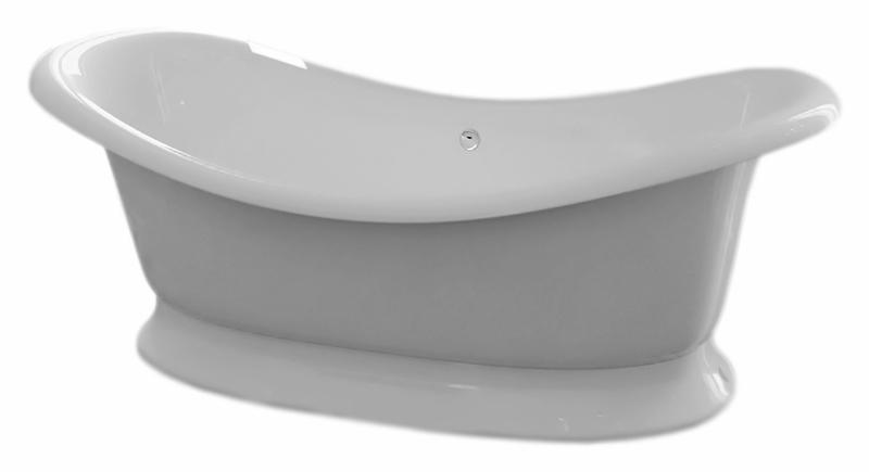 Ванна Aquastone Лиона 190 белая