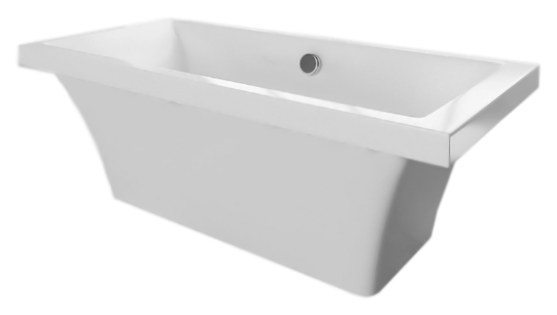 Мадрид 180 любой цвет всей ванны из палитры RalВанны<br>Ванна из литьевого мрамора Aquastone Мадрид 180 эргономична и универсальна по стилю благодаря своим правильным формам. Австрийская технология литьевого мрамора. Ванны из такого материала - это гигиеничность, чистота и термостойкость (до 180 градусов). Ванна моментально нагревается и долго остывает, обладает высокой прочностью и стойкостью к бытовым повреждениям. В комплекте чаша ванны, с внешней и с внутренней стороны выполненная в любом цвете из палитры Ral.<br>