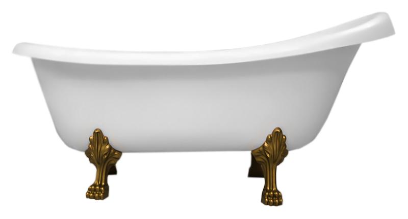 Ванна Aquastone Скарлет 170 любой цвет внешней части из палитры Ral