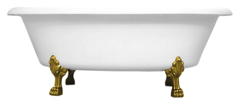 Оливия 180 на ножках любой цвет всей ванны из палитры RalВанны<br>Ванна из литьевого мрамора Aquastone Оливия 180 на львиных ножках эргономична и универсальна по стилю благодаря своим правильным формам. Австрийская технология литьевого мрамора. Ванны из такого материала - это гигиеничность, чистота и термостойкость (до 180 градусов). Ванна моментально нагревается и долго остывает, обладает высокой прочностью и стойкостью к бытовым повреждениям. В комплекте: чаша ванны с внешней и с внутренней стороны в любом цвете из палитры Ral, ножки белого цвета.<br>