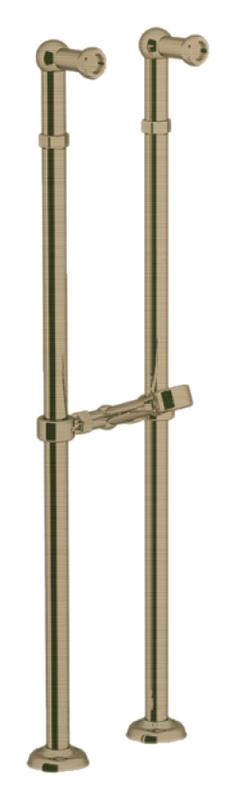 Accessori 1545 состаренная латуньКомплектующие<br>Колонны Gattoni Accessori 1545 для напольной установки смесителя.<br>