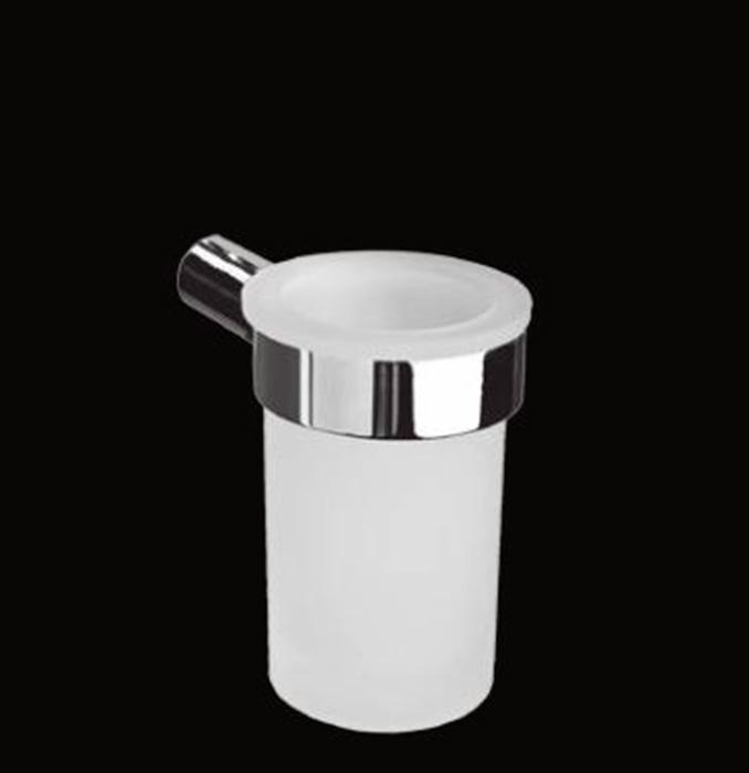 Kylie LUX-KYL-PS110-CR ХромАксессуары для ванной<br>Стакан для зубных щёток Sturm Kylie LUX-KYL-PS110-CR подвесной. Цвет изделия – хром.<br>