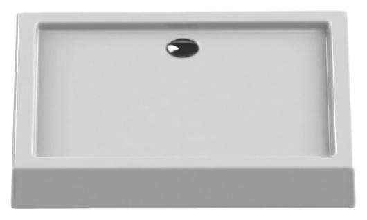 Columbus Silver 100x80 B-0240 белыйДушевые поддоны<br>Душевой поддон New Trendy Columbus Silver 100x80 B-0240 прямоугольный, из качественного акрила, усиленный ламинатом на базе смолы, на регулируемых ножках. Высокая прочность на нагрузку. Диаметр сливного отверстия 90 мм. Безопасный и комфортный в использовании. Интегрированная фронтальная панель. Цена указана за поддон, ножки и панель. Сифон и все остальное приобретается дополнительно.<br>