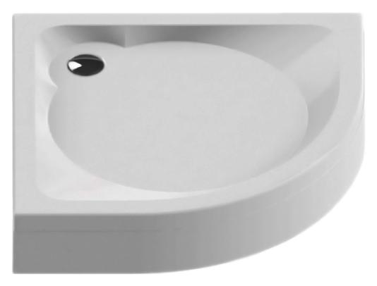 Cantare Silver 80 B-0308 белыйДушевые поддоны<br>Душевой поддон New Trendy Cantare Silver 80 B-0308 из качественного акрила, усиленный ламинатом на базе смолы, на регулируемых ножках. Высокая прочность на нагрузку. Диаметр сливного отверстия 90 мм. Безопасный и комфортный в использовании. Съемная фронтальная панель (не включена в базовую комплектацию). Цена указана за поддон с ножками. Сифон, панель и все остальное приобретается дополнительно.<br>