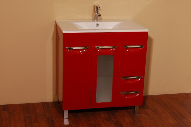 Орфей 100 на ножках КаппучиноМебель для ванной<br>В стоимость входит тумба с раковиной Sanvit Орфей 100. Тумба на ножках с двумя распашными дверцами и двумя выдвижными ящиками, центральная дверца распашная со стеклянной вставкой, раковина керамика. Зеркало приобретается отдельно.<br>