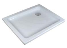 Aneta La белый 75Душевые поддоны<br>Акриловый прямоугольный поддон Ravak Aneta LA A003701220. Поддон типа LA состоит из акриловой формы и укреплены слоистым стекловолокном.<br>Поддон типа LA предназначен для установки в пол или в бетонный каркас.<br>