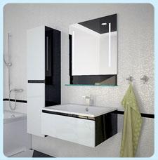 Альфа 70 белаяМебель для ванной<br>Альфа 70 подвесная тумба под раковину. В комплект поставки входит тумба под раковину в белом цвете.<br>