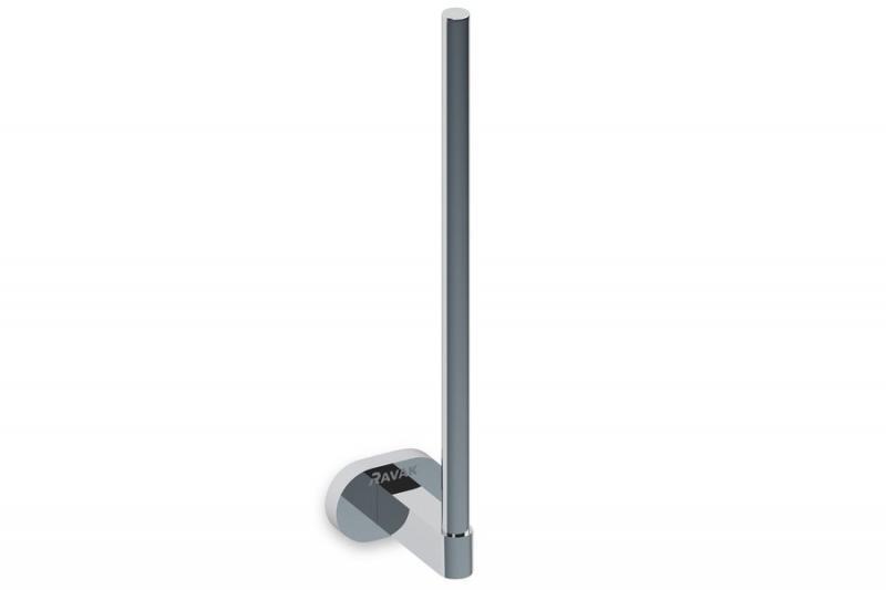 Держатель туалетной бумаги Ravak Chrome CR 420.00 Хром держатель туалетной бумаги clever urban2 98652 хром