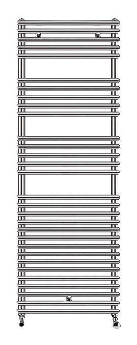 цена на Полотенцесушитель Zehnder Forma Spa LFD-150-050 Белый