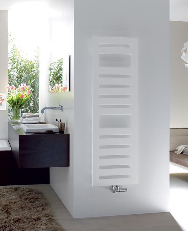цена на Полотенцесушитель Zehnder Metropolitan Spa MET-150-040 Белый