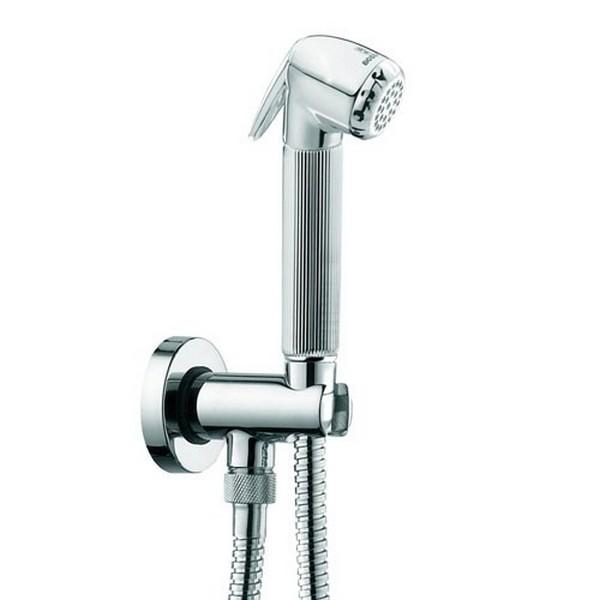 Nikita C69002B.030 БронзаГигиенические души<br>Гигиенический душ Bassini Nikita С69002B.022 c держателем, встроенным блокиратором и выходом воды.<br>