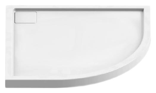 Lido Silver 100 B-0313 белыйДушевые поддоны<br>Интегрированный душевой поддон New Trendy Lido Silver B-0313 из качественного акрила. Основание поддона пол. Высокая прочность на нагрузку. Диаметр сливного отверстия 90 мм. Безопасный и комфортный в использовании. Цена указана за поддон. Сифон и все остальное приобретается дополнительно.<br>