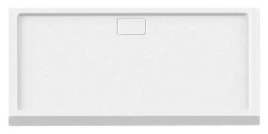 Lido Silver 100x80 B-0273 белыйДушевые поддоны<br>Интегрированный душевой поддон New Trendy Lido Silver 100x80 B-0273 прямоугольный, из качественного акрила. Основание поддона пол. Высокая прочность на нагрузку. Диаметр сливного отверстия 90 мм. Безопасный и комфортный в использовании. Цена указана за поддон. Сифон и все остальное приобретается дополнительно.<br>