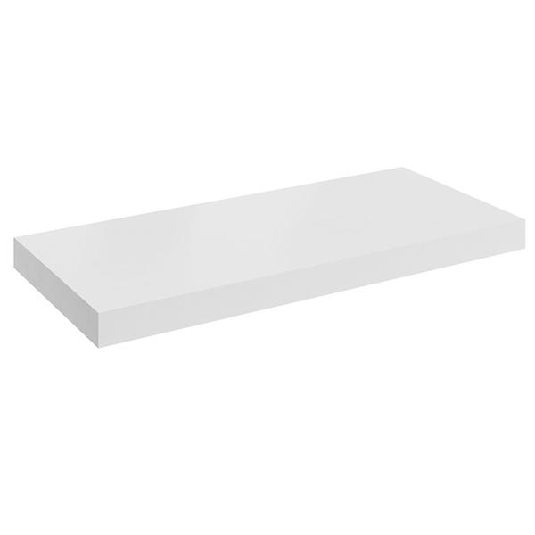 Formy I 800 БелаяМебель для ванной<br>Столешница под раковину I 800 Ravak Formy белая X000000839 - универсальная столешница под раковину в белом цвете. Материал - импрегнированная плита МДФ и шпон. Столешница под умывальник придает эстетический вид ванной комнате.<br>