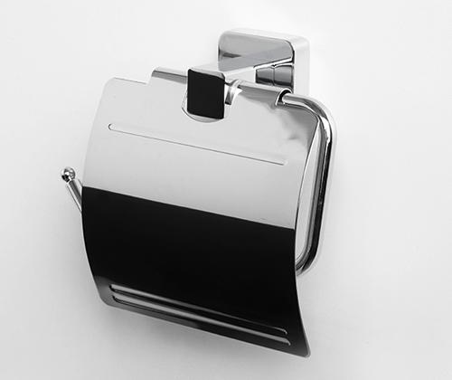 Lippe K-6525 ХромАксессуары для ванной<br>Wasser Kraft Lippe К-6525 держатель туалетной бумаги с крышкой. Цвет - хром. Для изготовления держателя используется металл, Хромоникелевое покрытие, устойчивое к потускнению, легко очищается и придает аксессуарам зеркальный блеск. Уплотнительные пластиковые кольца из металла и стекла предназначены для надежного соединения.<br>