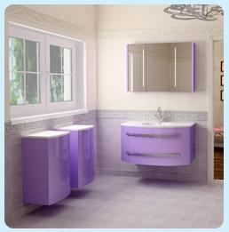 Венеция 80 белаяМебель для ванной<br>Венеция 80 подвесная тумба под раковину. В комплект поставки входит тумба под раковину в белом цвете.<br>