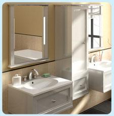 Классик 90 белаяМебель для ванной<br>Классик 90 подвесная тумба под раковину. В комплект поставки входит тумба под раковину в белом цвете.<br>