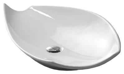 Раковина Scarabeo Kong 8052 Белая
