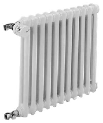 Фото - Стальной радиатор Arbonia 2055 12 секций х12 переходник