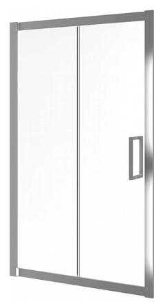 600 120 KAAC.DY-P0155.1200.CR 120Душевые ограждения<br>Распашная дверь в нишу Excellent 600 120 KAAC.DY-P0155.1200.CR. Высота 1950 мм. Стекло закаленное прозрачное толщиной 6 мм. Профиль алюминиевый, цвет хром. Водоотталкивающее покрытие EasyClean.<br>