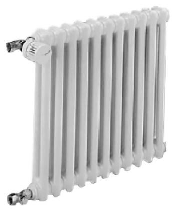 Фото - Стальной радиатор Arbonia 2200 24 секции х24 переходник