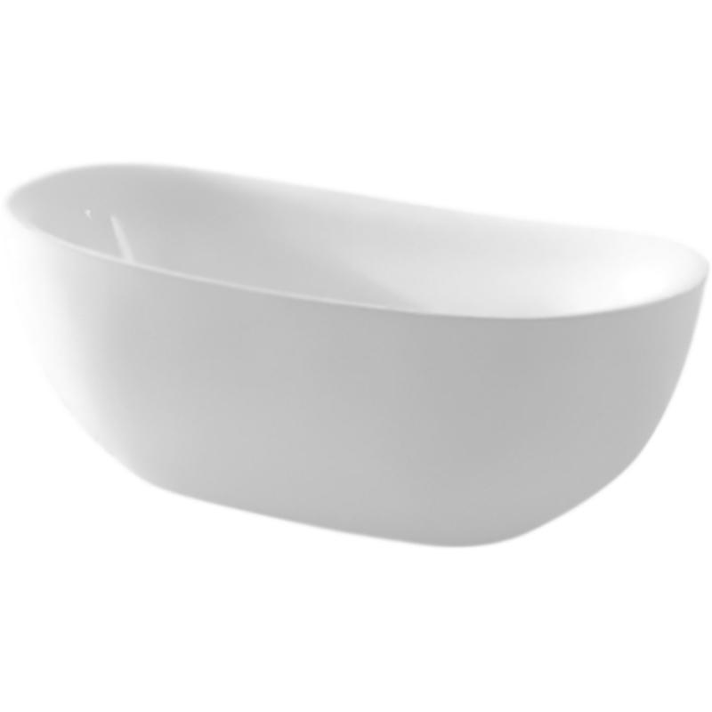 BB48 170x80 PERL без гидромассажаВанны<br>Акриловая ванна BelBagno BB48-1700-PERL 170x80 отдельностоящая, овальная, с удобным наклоном для спины с двух сторон.<br>Цвет внешней стороны: белый. <br>Цвет внутренней стороны: перламутровый.<br>Материал: высококачественный листовой акрил.<br>Прочность в сочетании с малым весом.<br>Эффективное звукопоглощение.<br>Гладкая, не скользкая и теплая на ощупь поверхность.<br>Акрил быстро нагревается и долго сохраняет тепло.<br>Неприхотливость в уходе.<br>Расположение слива: в центре.<br>Диаметр сливного отверстия: 5,5 см.<br><br>В комплекте поставки:<br>чаша ванны;<br>слив-перелив цвета хром.<br><br>