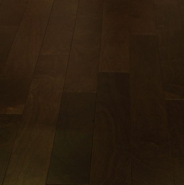 Паркетная доска Galathea Exotic Американский Орех Мокка 400-1200х125х12 мм