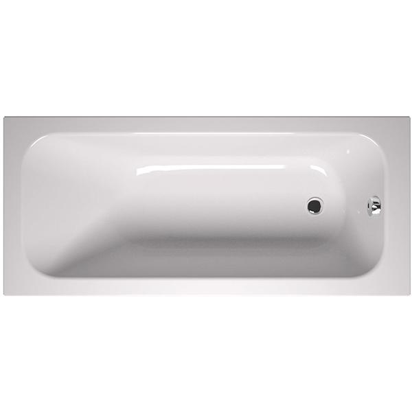 Balance 160x70 без гидромассажаВанны<br>Акриловая ванна Vitra Balance Rectangular 160x70 55210001000 прямоугольная, с удобным наклоном для спины, с широким бортиком.<br>Материал: полнолитьевой акриловый лист Lucite.<br>Армирующий слой для усиления.<br>Дно и края усилены панелями из МДФ.<br>Акрил быстро нагревается и долго сохраняет тепло. <br>Гладкая и теплая на ощупь поверхность.<br>Обработка поверхности VitrAhygiene: высокий уровень гигиены.<br>Антискользящее покрытие VitrAantislip: обеспечение безопасности.<br>Шесть точек опоры: тестировочная нагрузка 150 кг.<br>Износостойкость и прочность в сочетании с малым весом.<br>Эффективное звукопоглощение. <br>Простота в уходе. <br>Расположение слива: в ногах. <br>Диаметр сливного отверстия: 5,2 см. <br><br>В комплекте поставки:<br>чаша ванны.<br><br>