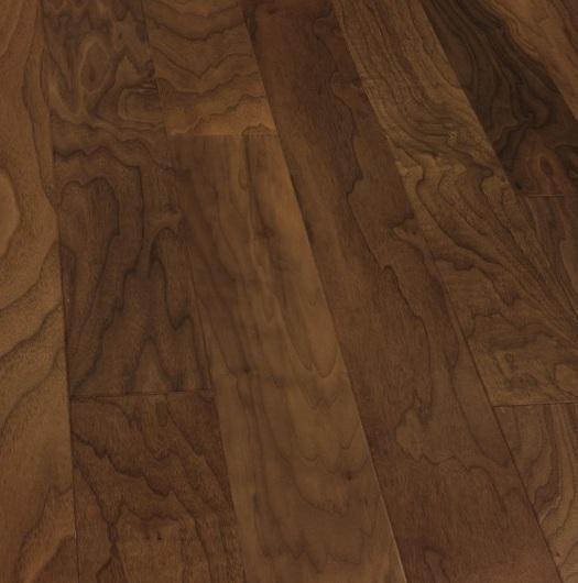 Паркетная доска Galathea Exotic Американский Орех Селект 400-1200х125х12 мм