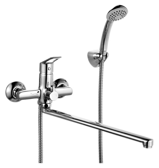 Смеситель для ванны Milardo Amur AMUSBLCM10 универсальный хром