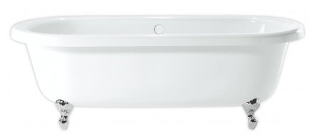 Memory XL 180 x 80 Ванна + ножки орлиные когти + слив-перелив с пробкой (золото)Ванны<br>Классическая отдельностоящая ванна Pool Spa Memory XL 180 x 80.  Ванна белая, овальная с деревянными ножками и сливом-переливом с пробкой в комплекте(цвет – золото). Все дополнительные комплектующие приобретаются отдельно.<br>