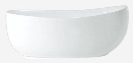 Future 180 x 85 БелыйВанны<br>Ванна Pool Spa Future 180 x 85 отдельностоящая, овальная,  белого цвета.  Благодаря своим утонченным обтекаемым формам хорошо впишется в любой современный интерьер. В комплекте поставки идет слив-перелив klick, хром, все дополнительные комплектующие приобретаются отдельно.<br>