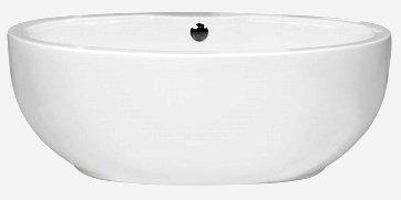 Vision 180 x 95 БелыйВанны<br>Акриловая ванна Pool Spa Vision 180 x 95 овальной формы отлично впишется в интерьер современной ванной комнаты. Цвет исполнения – белый, в комплект поставки входит слив-перелив «klick», все дополнительные комплектующие приобретаются отдельно<br>