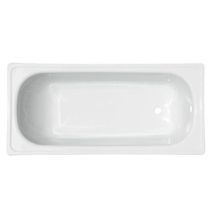 Antika 150 A-50001  БелыйВанны<br>Ванна Antika 150 A-50001 прямоугольная. Цвет – белый. Ванна выполнена из качественной и прочной стали. Стекловидное эмалевое покрытие, исключающее царапины и микротрещины, устойчиво к механическим повреждениям и химическим воздействиям.<br>