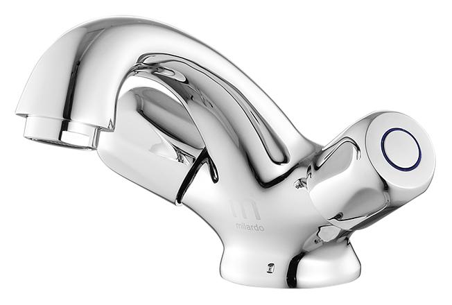 Tasman TA19017BW5 MI хромСмесители<br>Смеситель для раковины Milardo Tasman TA19017BW5 MI, из латуни высокого качества ГОСТ 17711-93 и с многослойным, стойким к истиранию никель-хромовым покрытием корпуса. Съемный пластиковый аэратор обеспечивает ровную струю, мягкий и экономичный поток воды. Долговечные керамические кран-буксы с углом поворота 180 градусов. Очарование этой коллекции - в использовании закругленных форм, навеянных рисунком плавно изогнутых берегов Тасманова моря. Округлые линии, создающие гармоничный, утонченный и элегантный образ, присутствуют как в чертах изливов, так и в форме и рисунке ручек, что делает смесители и аксессуары этой коллекции отличным дополнением к любому интерьеру. Цена указана за смеситель, гибкую подводку и комплект крепления. Все остальное приобретается дополнительно.<br>