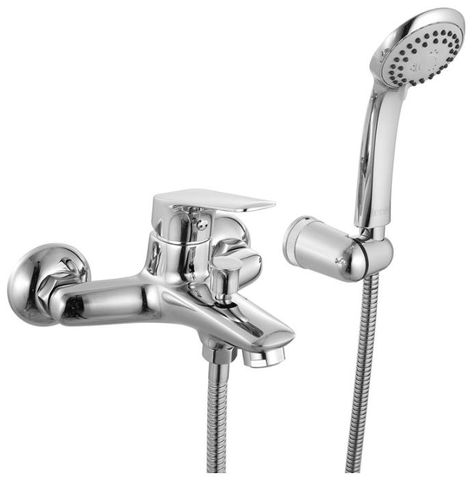 Фото - Смеситель для ванны Iddis Vinsente VINSB00i02WA Хром смеситель для ванны iddis runo runsbl2i10wa универсальный хром